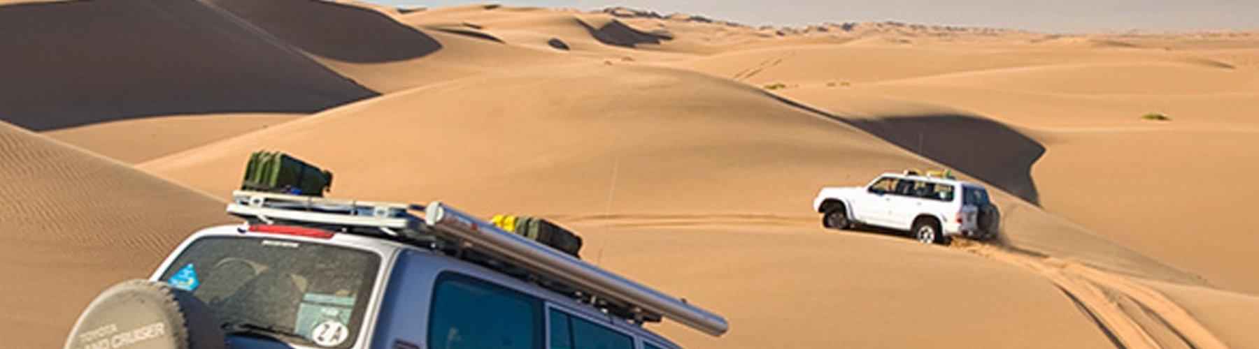 Viaggi in self drive in Africa: informazioni, idee di viaggi
