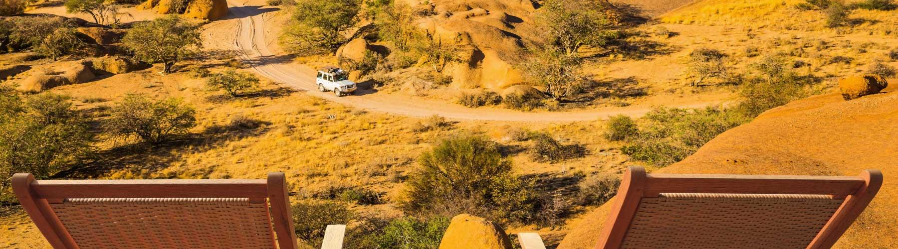 """Viaggiare in Africa in formula """"Drive & Lodge"""": cosa significa?"""